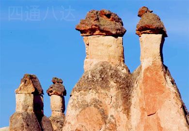 fairy chimneys turkey