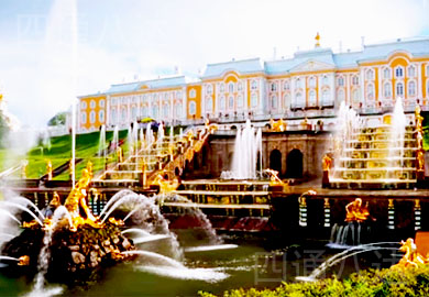 peterhof palace st petersburg